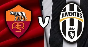 Serie A: Ρόμα – Γιουβέντους