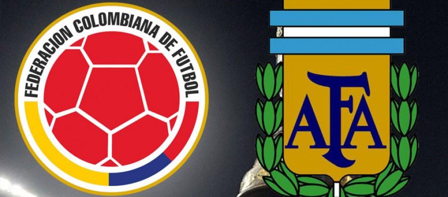 Κολομβία – Αργεντινή