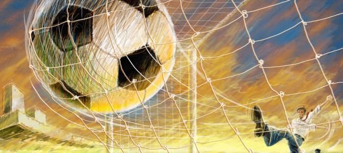 football-goal-ball