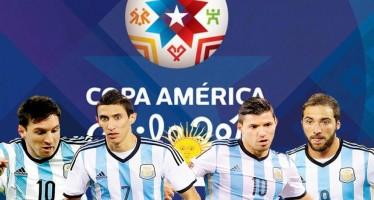 Copa America 2016: Εθνική Αργεντινής