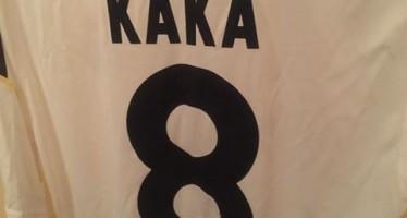 Διαγωνισμός στη σελίδα μας στο Facebook! Κερδίστε μια συλλεκτική φανέλα του Kaka!