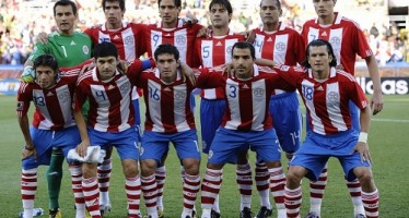 Copa America 2016: Εθνική Παραγουάης