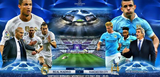 REAL MADRID - MANCHESTER CITY CHAMPIONS LEAGUE SEMI FINAL 2016-623x347