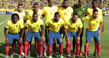 Copa America 2016: Εθνική Ισημερινού
