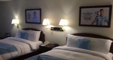Κόπα Αμέρικα 2016: Το δωμάτιο των Μέσι – Αγκουέρο
