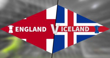 Euro 2016: Αγγλία – Ισλανδία