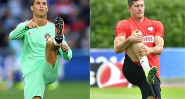 "Euro 2016: Πολωνοί & Πορτογάλοι στη μάχη για το ""χρυσό"" εισιτήριο"