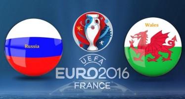Euro 2016: Ρωσία-Ουαλία