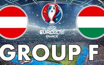 Euro 2016: Αυστρία – Ουγγαρία