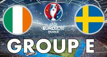 Euro 2016: Ιρλανδία – Σουηδία
