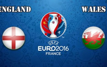 Euro 2016: Αγγλία – Ουαλία