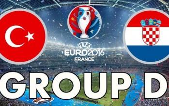 Euro 2016: Τουρκία – Κροατία