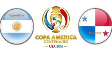 Κόπα Αμέρικα 2016: Αργεντινή – Παναμάς