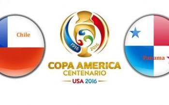 Κόπα Αμέρικα 2016: Χιλή – Παναμάς