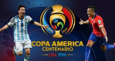 Oι αλλαγές αποδόσεων στον σημερινό τελικό του Κόπα Αμέρικα