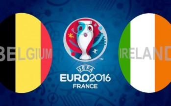 Euro 2016: Βέλγιο-Ιρλανδία