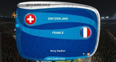 Euro 2016: Ελβετία – Γαλλία