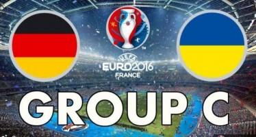 Euro 2016: Γερμανία – Ουκρανία