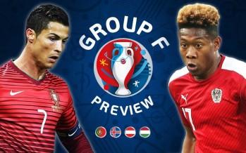 Euro 2016: Πορτογαλία–Αυστρία