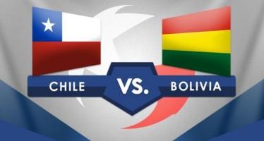 Κόπα Αμέρικα 2016: Χιλή – Βολιβία