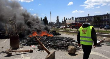 Euro 2016: Νέες διαδηλώσεις για το εργασιακό στις 14 Ιουνίου