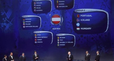 Euro 2016: Αναλυτικά όλο το πρόγραμμα και οι τηλεοπτικές μεταδόσεις