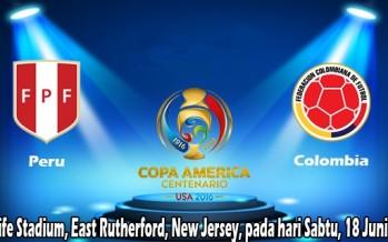 Κόπα Αμέρικα 2016: Περού – Κολομβία
