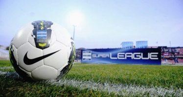 Οι αποδόσεις για τα παιχνίδια του ελληνικού πρωταθλήματος