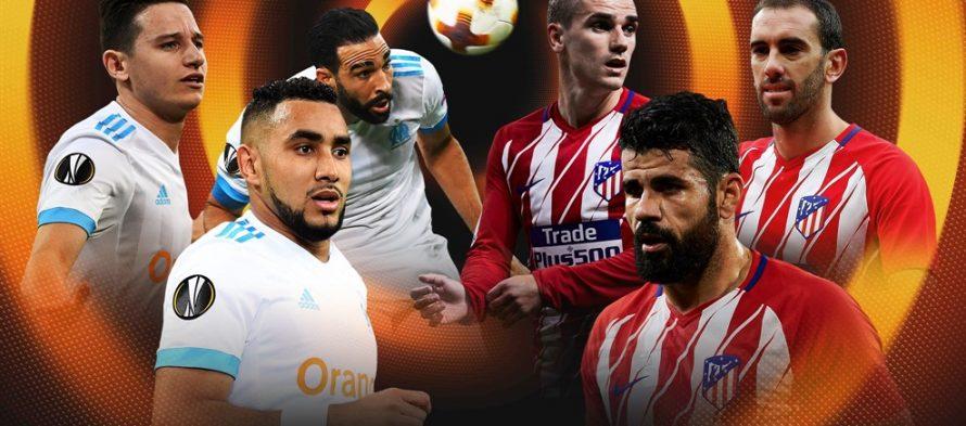 Τελικός Europa League: Μαρσέιγ – Ατλέτικο Μ.