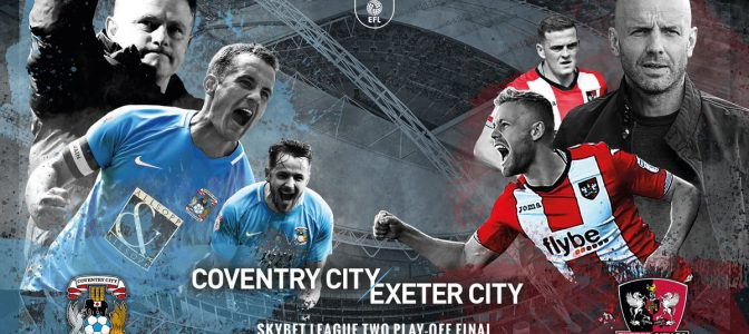 Coventry City-Exeter City