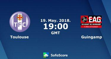 Γαλλία Λιγκ 1: Τουλούζ – Γκινγκάμπ