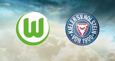Bundesliga: Βόλφσμπουργκ – Χόλσταϊν Κίελ