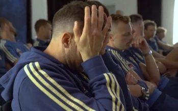 Έκλαψε με το βίντεο της εθνικής Σουηδίας ο Μπεργκ! (vid)