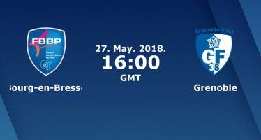Γαλλία Λιγκ 2: Μπουρζ Περονάζ-Γκρενόμπλ