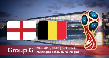 Moυντιάλ 2018 (7ος όμιλος): Αγγλία – Βέλγιο