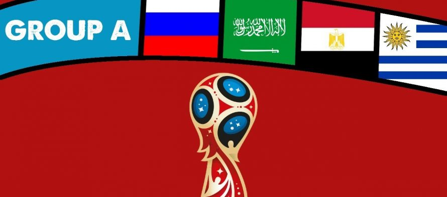 Παγκόσμιο Κύπελλο 2018 – 1ος Όμιλος