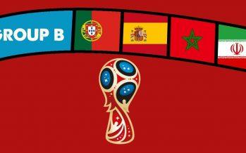 Παγκόσμιο Κύπελλο 2018 – 2ος Όμιλος