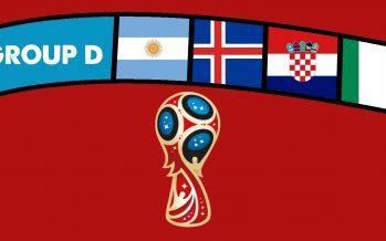 Παγκόσμιο Κύπελλο 2018 – 4ος Όμιλος