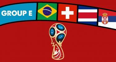 Παγκόσμιο Κύπελλο 2018 – 5ος Όμιλος
