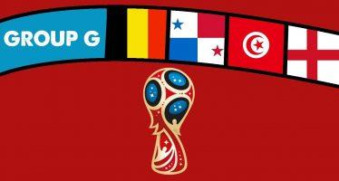 Παγκόσμιο Κύπελλο 2018 – 7ος Όμιλος