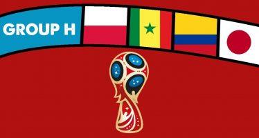 Παγκόσμιο Κύπελλο 2018 – 8ος Όμιλος