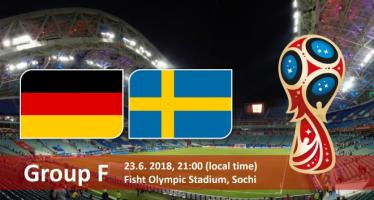 Μουντιάλ 2018 (6ος όμιλος): Γερμανία – Σουηδία
