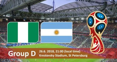 Moυντιάλ 2018 (4ος όμιλος): Νιγηρία – Αργεντινή