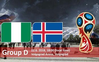 Moυντιάλ 2018 (4ος όμιλος): Νιγηρία – Ισλανδία
