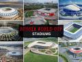 Τα γήπεδα του Παγκοσμίου Κυπέλλου