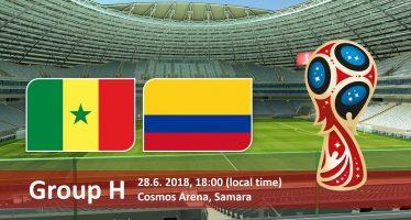 Μουντιάλ 2018 (8ος όμιλος): Σενεγάλη – Κολομβία