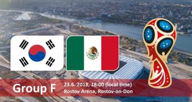Μουντιάλ 2018 (6ος όμιλος): Νότια Κορέα – Μεξικό
