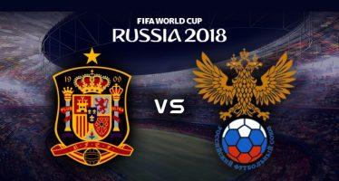 Μουντιάλ 2018 (Φάση των «16»): Ισπανία-Ρωσία