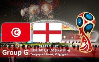 Moυντιάλ 2018 (7ος όμιλος): Τυνησία – Αγγλία