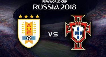 Moυντιάλ 2018 (Φάση των «16»): Ουρουγουάη – Πορτογαλία